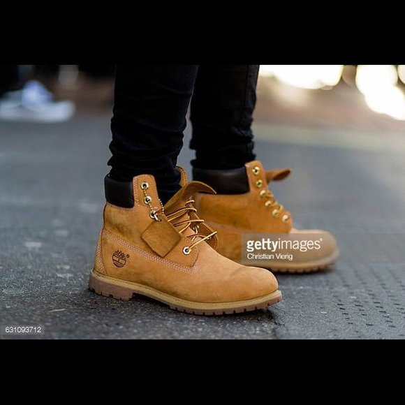 Men's 6 Inch premium waterproof timberland boots